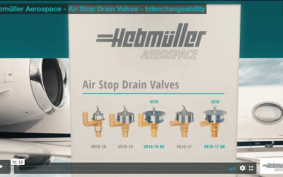 NEW AIR STOP DRAIN VALVES AND INTERCHANGEABILITY