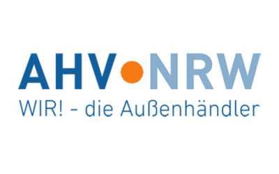 Axel Hebmüller becomes new Chairman of the Foreign Trade Association (AHV NRW)