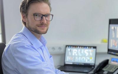 Alexander Dürkopp becomes Head of Research & Development