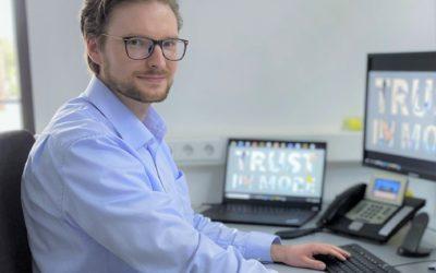 Alexander Dürkopp übernimmt Leitung Forschung & Entwicklung