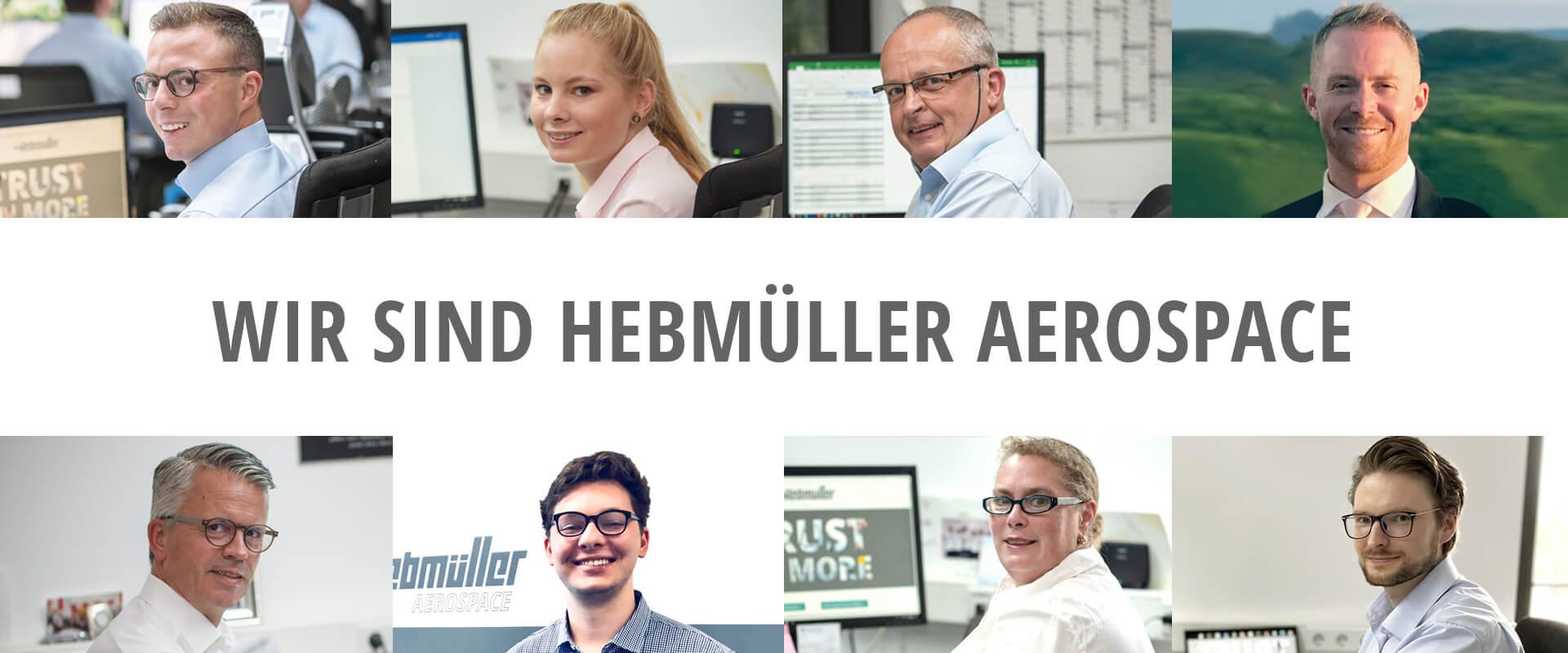 We are Hebmüller Aerospace