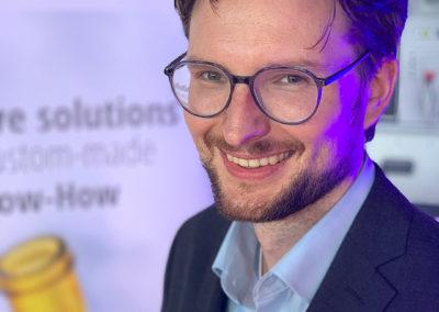 Alexander Dürkopp - Head of Research & Development